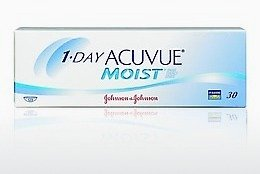 コンタクトレンズ Johnson & Johnson 1 DAY ACUVUE MOIST 1DM-90P-REV