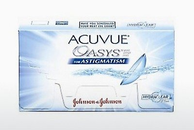 コンタクトレンズ Johnson & Johnson ACUVUE ADVANCE for ASTIGMATISM (ACUVUE ADVANCE for ASTIGMATISM AGT-6P-REV)