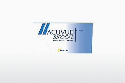 コンタクトレンズ Johnson & Johnson ACUVUE BIFOCAL BAC-6P-REV
