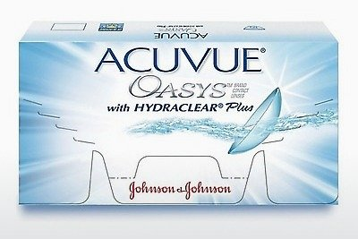 コンタクトレンズ Johnson & Johnson ACUVUE OASYS for ASTIGMATISM CYP-6P-REV