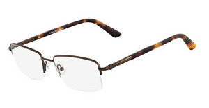 Calvin Klein CK7384 223 BROWN