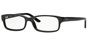 Ray-Ban RX5187 2000 SHINY BLACK