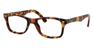 Ray-Ban RX5228 5712 HAVANA BROWN/GREY