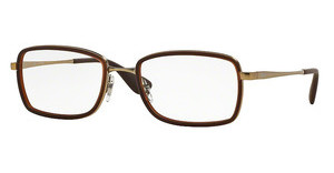 Ray-Ban RX6336 2858 RUBBER BROWN