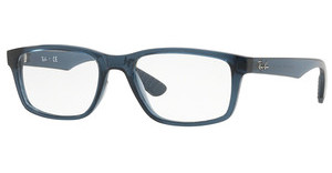 Ray-Ban RX7063 5719 TRASPARENT GREY BLUE
