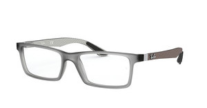 Ray-Ban RX8901 5244 DEMI GLOSS GREY