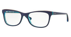 Vogue VO2763 2278 BLUETTE/ORANGE/AZURE TR