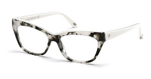 Web Eyewear WE5198 055 havanna bunt