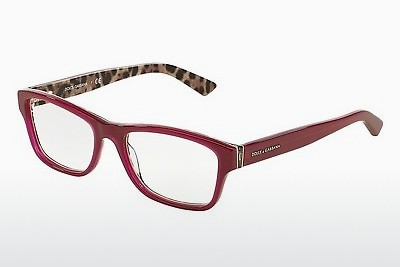 デザイナーズ眼鏡 Dolce & Gabbana Enchanted Beauties (DG3208 2882) - レッド, Bordeaux