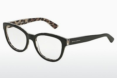 デザイナーズ眼鏡 Dolce & Gabbana Enchanted Beauties (DG3209 2857) - ブラック
