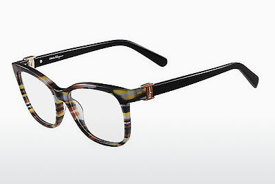 デザイナーズ眼鏡 Salvatore Ferragamo SF2760 999