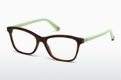 デザイナーズ眼鏡 Web Eyewear WE5200 053 - ハバナ, Yellow, Blond, Brown
