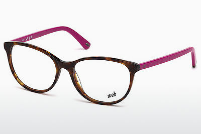デザイナーズ眼鏡 Web Eyewear WE5214 053 - ハバナ, Yellow, Blond, Brown