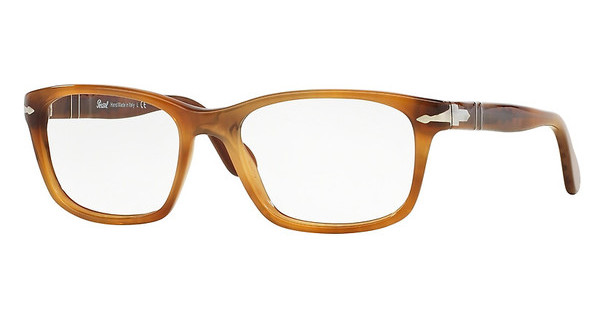 Persol PO3012V 1018 STRIPPED LIGHT HAVANA