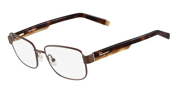 Salvatore Ferragamo SF2149 202 MATTE BROWN