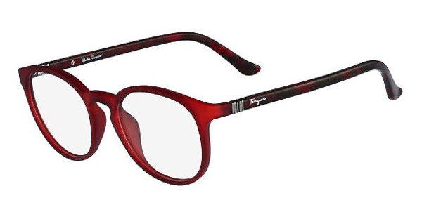 Salvatore Ferragamo SF2724 617 MATTE RED