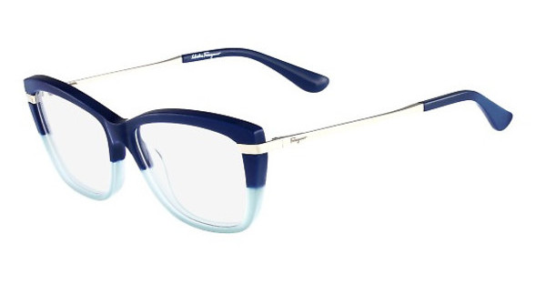 Salvatore Ferragamo SF2730 418 BLUE-AZURE