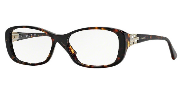 Vogue VO2842B W656 DARK HAVANA