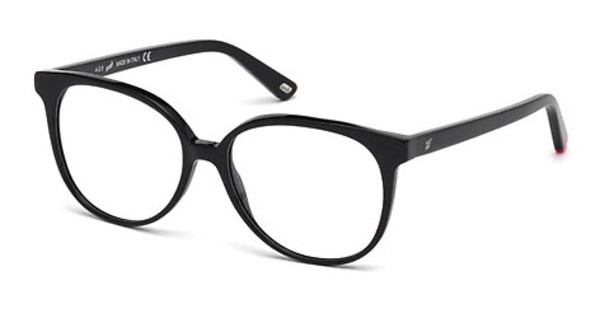 Web Eyewear WE5199 001 schwarz glanz