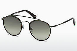 サングラス Web Eyewear WE0188 97P - グリーン, Dark, Matt
