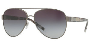 Burberry BE3084 12278G GREY GRADIENTGUNMETAL
