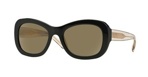 Burberry BE4189 35074T DARK GREY MIRROR GOLDBLACK