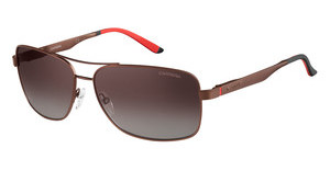 Carrera CARRERA 8014/S NLX/LA BROWN SF PZSMTTEBRWN (BROWN SF PZ)