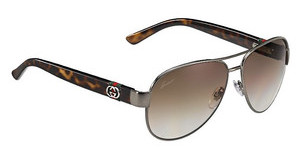 Gucci GG 4282/S OPZ/LA BROWN SF PZBRWN HVNA (BROWN SF PZ)