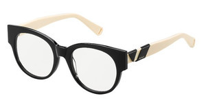 Max & Co. MAX&CO.290/S SQB/99 TRANSPARENTBLCK IVRY (TRANSPARENT)