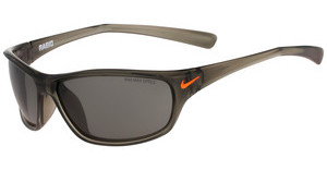 Nike RABID EV0603 208 MATTE DEEP PEWTER/TOTAL ORANGE WITH GREY LENS