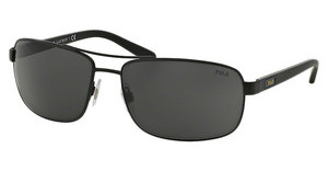 Polo PH3095 903887 GRAYMATTE BLACK