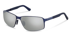 Porsche Design P8565 F mercury silver mirrorblue
