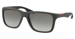 Prada Sport PS 04OS OAS3M1 GRAY GRADIENTDARK GRAY