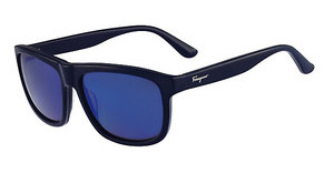 Salvatore Ferragamo SF710S 418 BLUE/AZURE