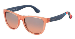 Tommy Hilfiger TH 1341/S H9R/N4 PLUM CORALPEACHBLUE (PLUM CORAL)
