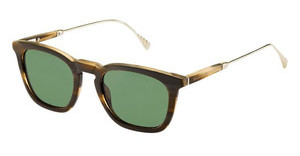 Tommy Hilfiger TH 1383/S QET/DJ GREENHORN GOLD