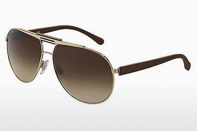 サングラス Dolce & Gabbana OVER MOLDED RUBBER (DG2119 119013) - ゴールド