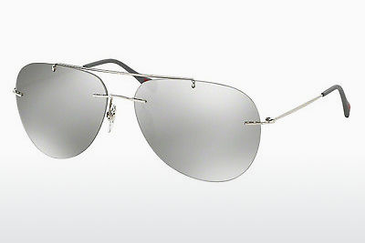 サングラス Prada Sport RED FEATHER (PS 50PS 1BC2B0) - グレー