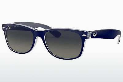 サングラス Ray-Ban NEW WAYFARER (RB2132 605371) - ブルー