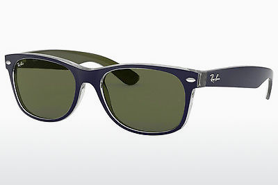 サングラス Ray-Ban NEW WAYFARER (RB2132 6188) - ブルー