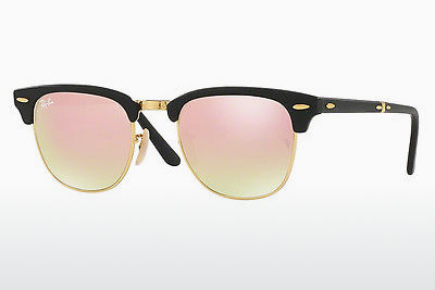 サングラス Ray-Ban CLUBMASTER FOLDING (RB2176 901S7O) - ブラック