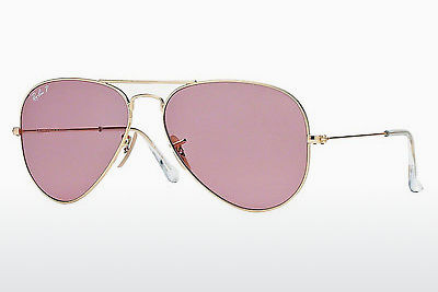 サングラス Ray-Ban AVIATOR LARGE METAL (RB3025 001/15) - ゴールド