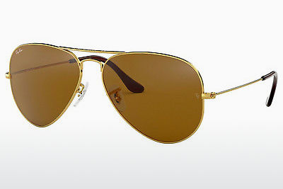 サングラス Ray-Ban AVIATOR LARGE METAL (RB3025 001/33) - ゴールド
