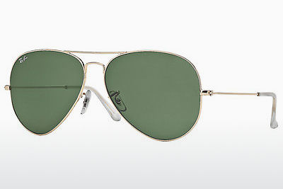 サングラス Ray-Ban AVIATOR LARGE METAL (RB3025 001) - ゴールド