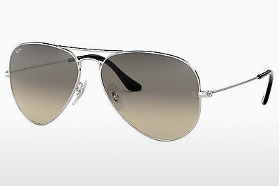 サングラス Ray-Ban AVIATOR LARGE METAL (RB3025 003/32) - シルバー