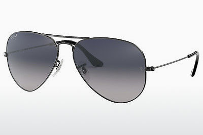 サングラス Ray-Ban AVIATOR LARGE METAL (RB3025 004/78) - グレー