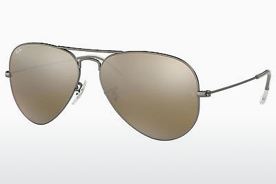 サングラス Ray-Ban AVIATOR LARGE METAL (RB3025 029/30) - グレー