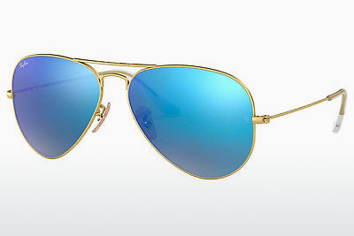 サングラス Ray-Ban AVIATOR LARGE METAL (RB3025 112/17) - ゴールド
