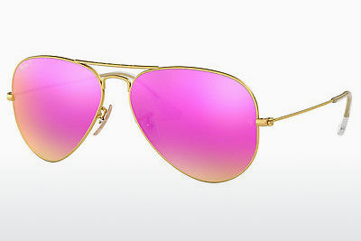 サングラス Ray-Ban AVIATOR LARGE METAL (RB3025 112/1Q) - ゴールド