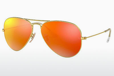 サングラス Ray-Ban AVIATOR LARGE METAL (RB3025 112/4D) - ゴールド